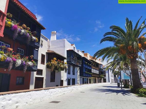 Santa Cruz de La Palma inicia una encuesta para reorganizar la imagen de la capital