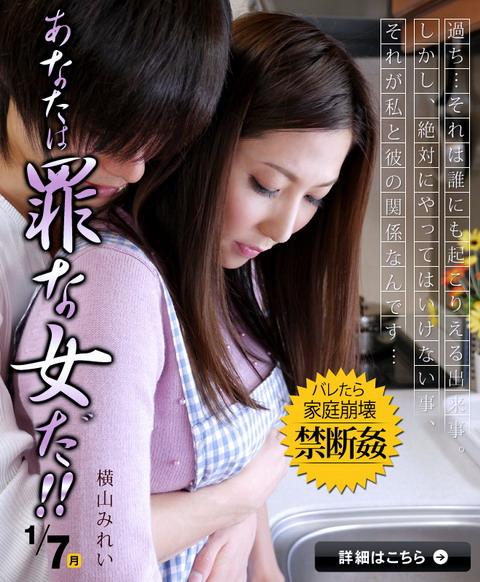 Hjmaribbeancomo 010713-231 禁じられた関係14 Mirei Yokoyama 横山みれい [12P3.19MB] 07250