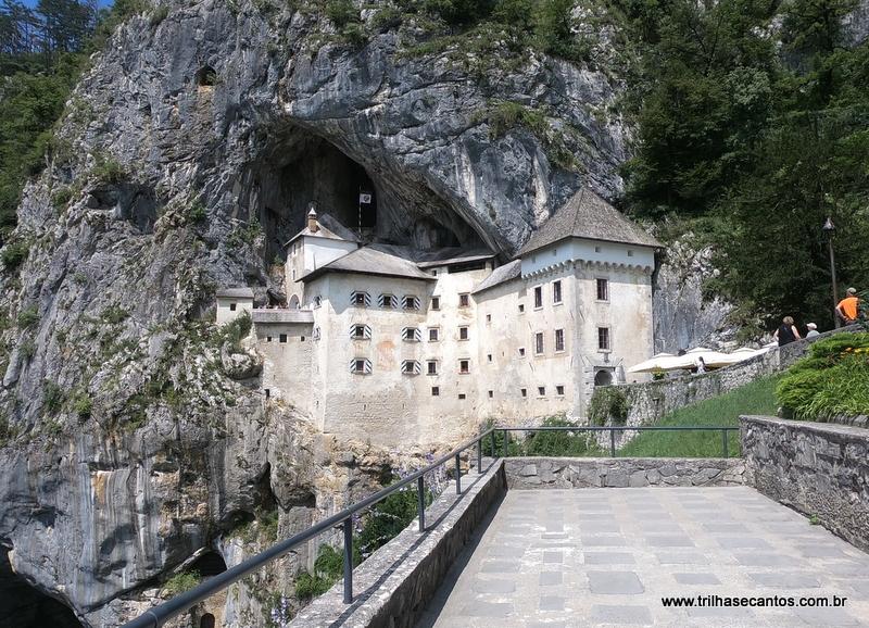 Eslovenia Castelo Predjama