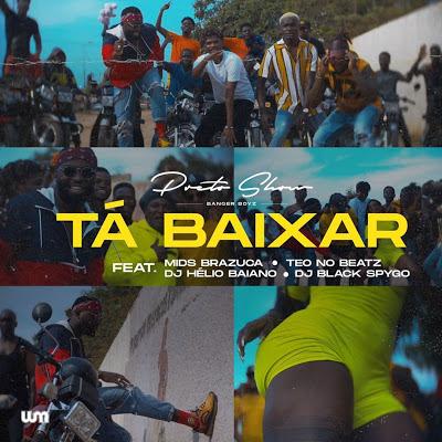 Preto Show - Tá Baixar (feat. Mr. Brazuca, Teo no Beat, Dj Hélio Baiano & Dj Black Spygo) [Baixar Afro House] 2020