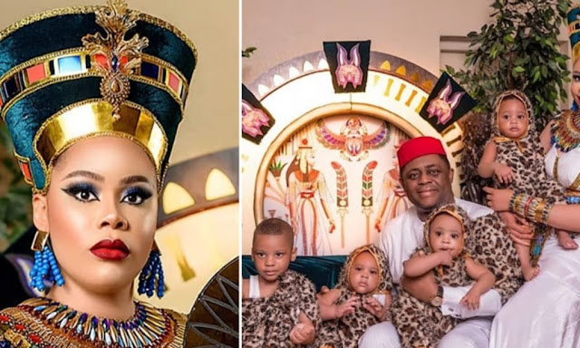 Nigerians Insult Femi Fani-Kayode For Showering Love And Praises On 3rd Wife Amid Marriage Crisis With 4th Wife