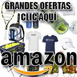 Tenis en Amazon