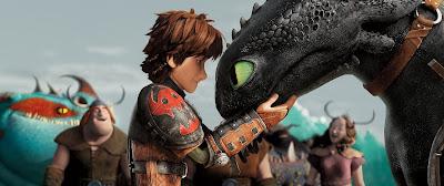 Cena do filme Como Treinar o Seu Dragão 2  (Divulgação: Studio Universal)