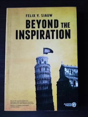 Cover Buku Beyond The Inspiration