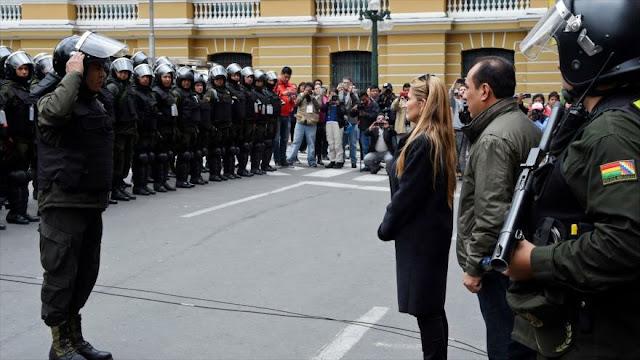 Premio Nobel de la Paz: Detrás del golpe en Bolivia está EEUU
