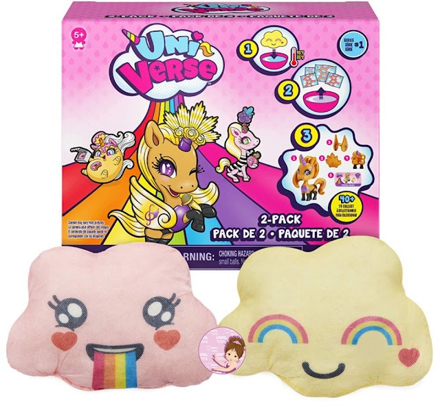 New Uni-verse Collectible Surprise Unicorns with Mystery Toys Inside