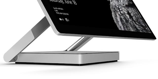 Surface Studio: Máy tính AIO của Microsoft với nhiều tính năng hữu ích