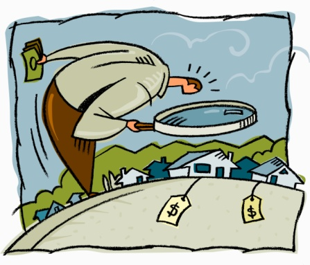 Làm sao để định giá nhà đất?