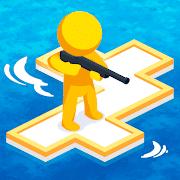 Download MOD APK War of Rafts: Crazy Sea Battle Latest Version