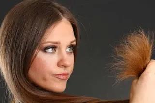 طرق ترطيب الشعر التالف
