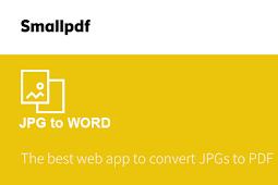 Cara Ubah File JPG Ke Format Word tanpa Aplikasi