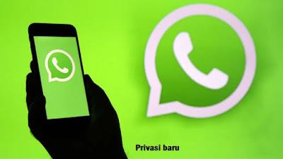 WhatsApp: Akun yang Belum Menerima Aturan Privasi baru Mati Suri