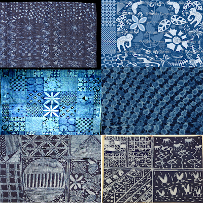 adire batik cloth styles and designs pictures
