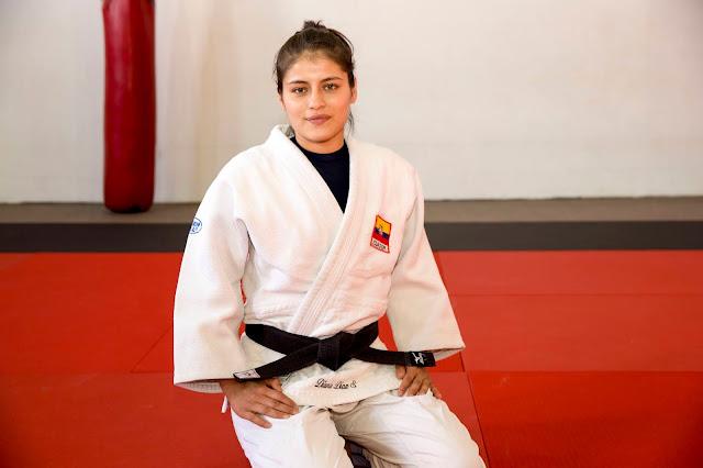 La Dragona Judoka