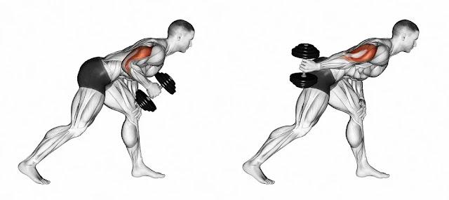 تكبير عضلات التراي