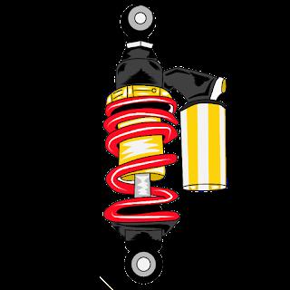 stiker sparepart motor png