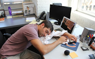 Tips Untuk Sentiasa Kekal Cergas Dan Bersemangat Sepanjang Di Tempat Kerja