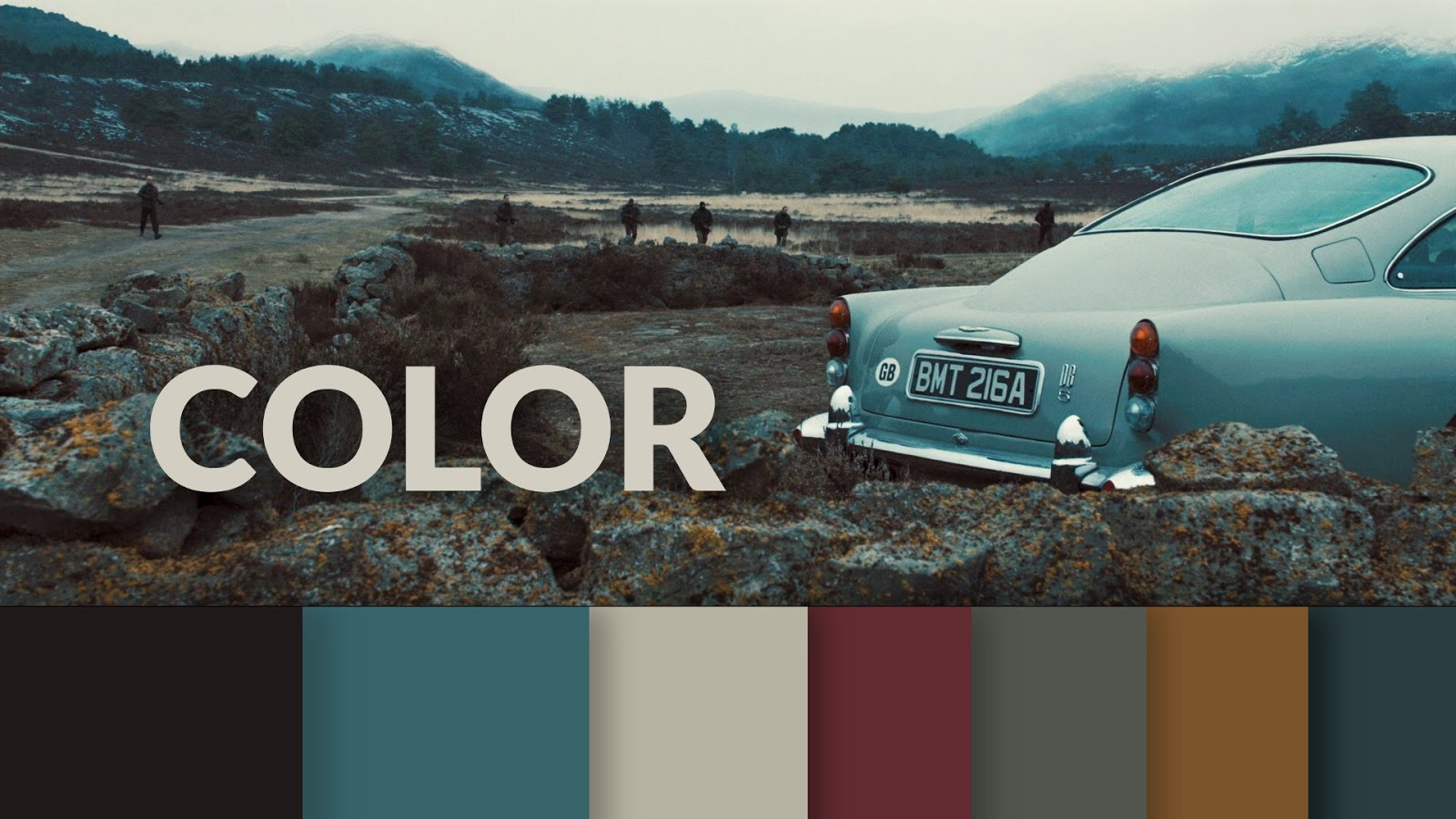 Rahasia Color Grading Film-Film Hollywood + LUTs ~ ASR Indonesia
