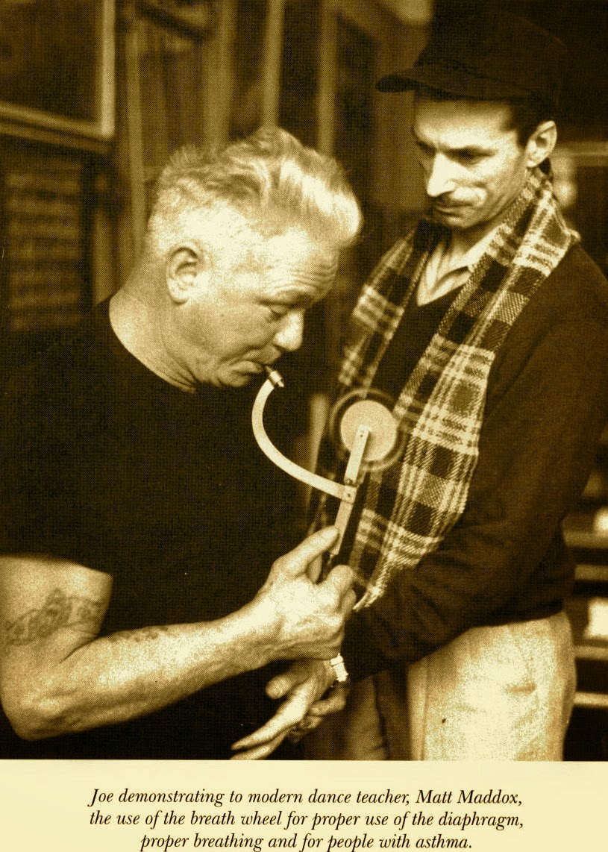 Fisioterapeuta - Marcello Bastos: Joseph Pilates e Matt Maddox