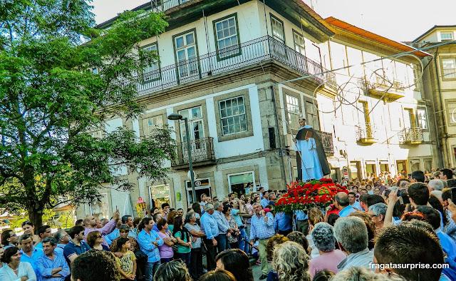Procissão de São Gonçalo em Amarante, Portugal