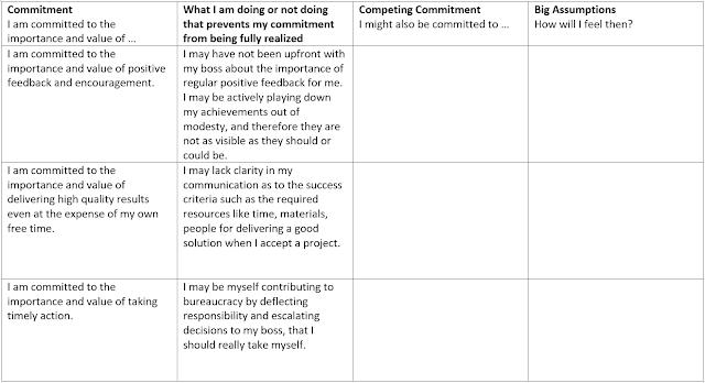 Example responses Exercise 3