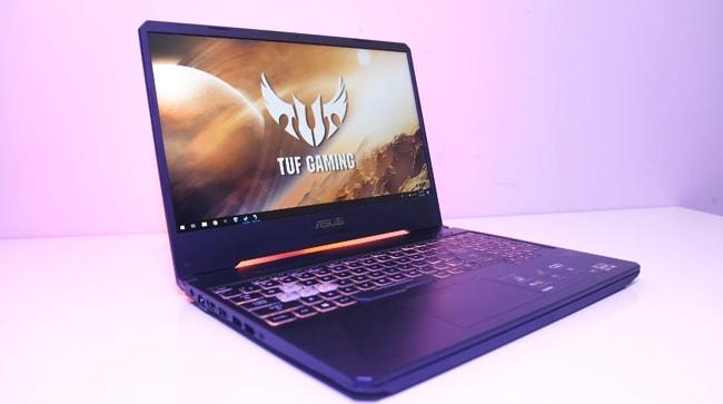 ASUS TUF FX505DT gaming laptop in India to buy.