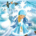 Загадки про зиму для детей