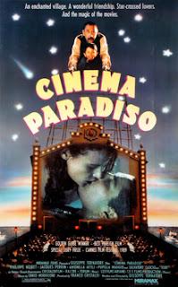 Cartel de la película Cinema Paradiso