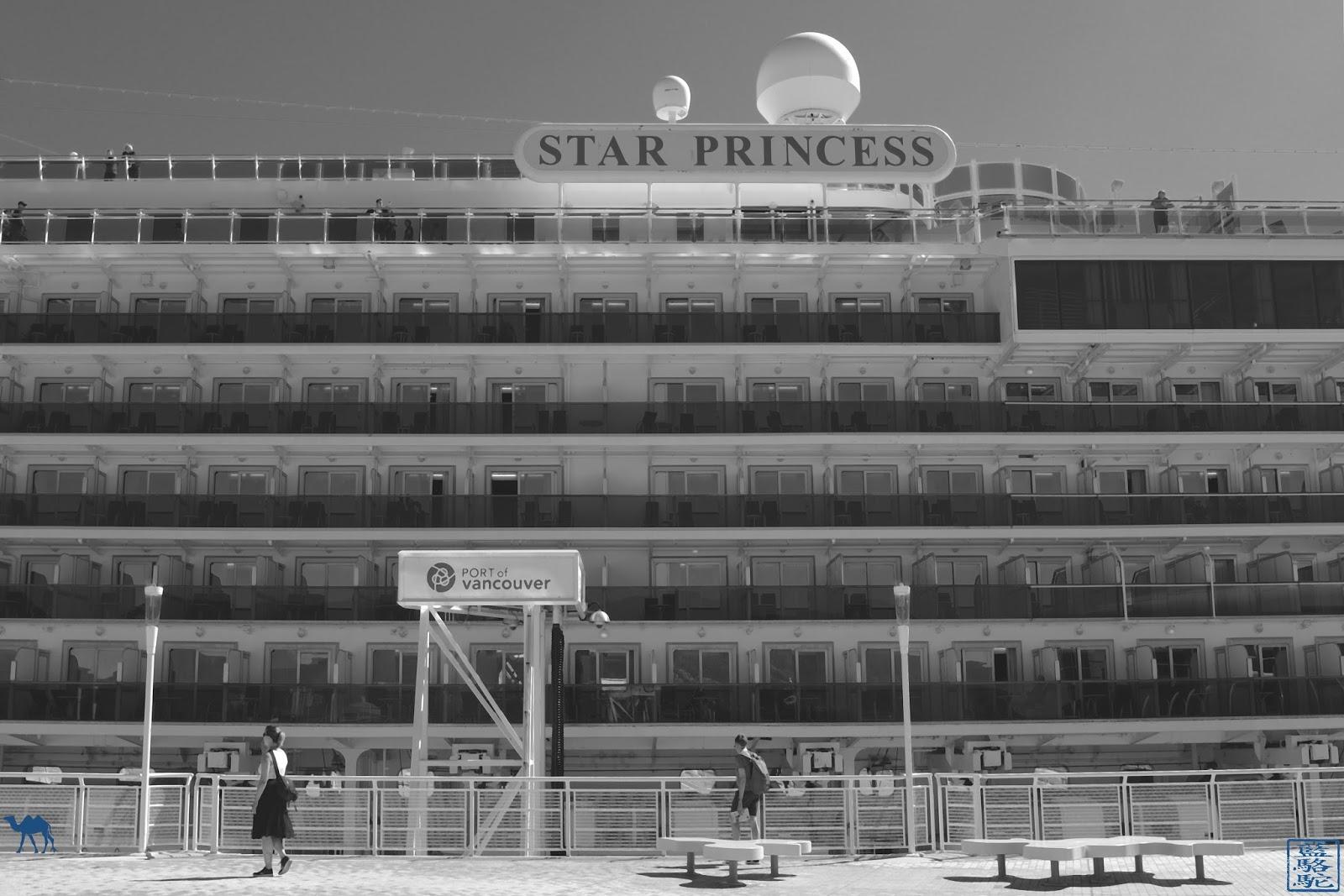 Le Chameau Bleu - Star princess - Vancouver