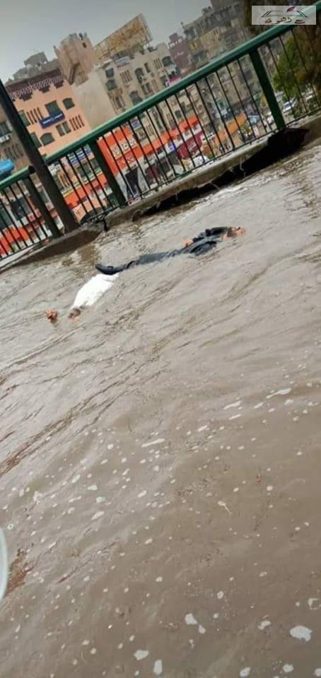 خسائر مصر بعد أكثر من 24 ساعة من سوء الأحوال الجوية ووفاة أول حالة كورونا في مصر