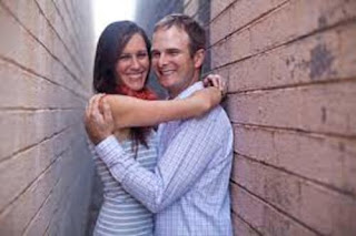 Kevin And His Wife Courtney