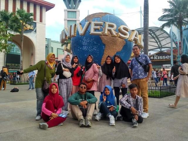 Rihlah Ilmiyah dan Tur Kebudayaan MA Sayang Ibu
