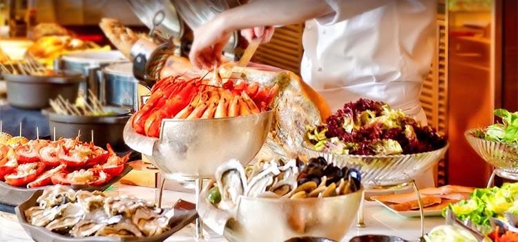 林公子生活遊記: Top 5 Buffet in Macau 2016 Grand Emperor Royal Kitchen Buffet Sands Macao 888 Galaxy Macau Festiva