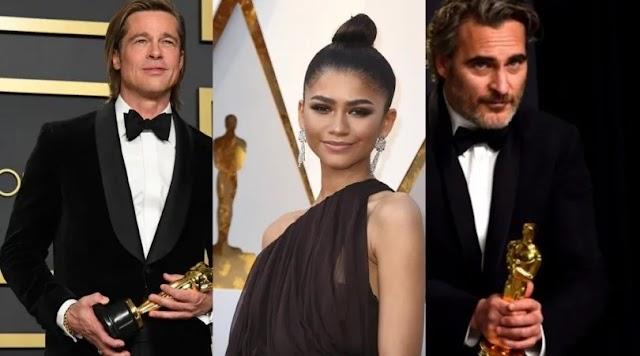 Brad Pitt, Zendaya, Joaquin Phoenix y más: las figuras que presentarán los Oscar 2021