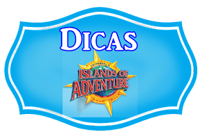 Dicas Islands of Adventure