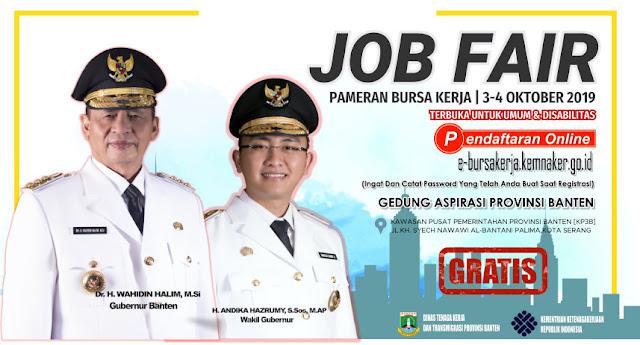 Job Fair Banten Terbaru