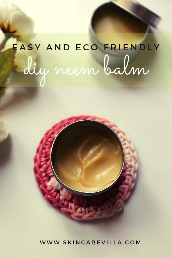 Vegan Cleansing Balm Recipe