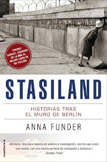 Stasiland Anna Funder