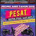 Brosur Harga PROMO AHIR TAHUN 2019 Kredit kes Laksana Motor Honda Purwodadi Grobogan
