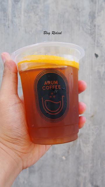 Melihat Kemasan dan Rasa dari Arum Coffee - Minuman 03