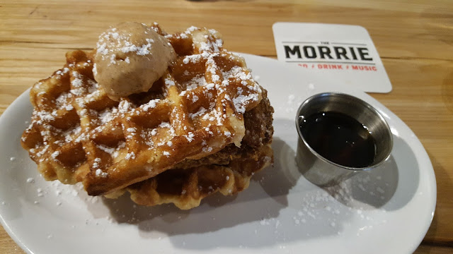 Restaurant review and GIVEAWAY: Brunch at The Morrie, Royal Oak