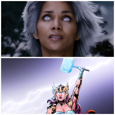 Worthy Marvel/MCU Characters to Lift Mjolnir-Storm