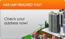 CHECK UniFi COVERAGE