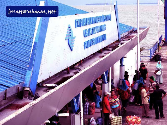 Pelabuhan Sri Bintan Pura Tanjung Pinang