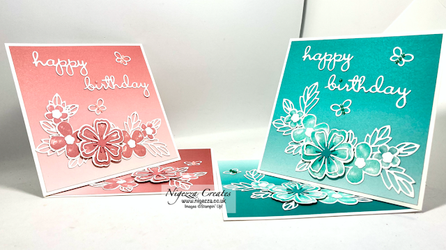 Ink Stamp Share February Blog Hop: Fancy Fold
