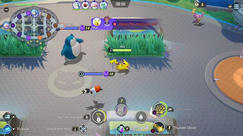 Pokémon Unite - Análise Completa