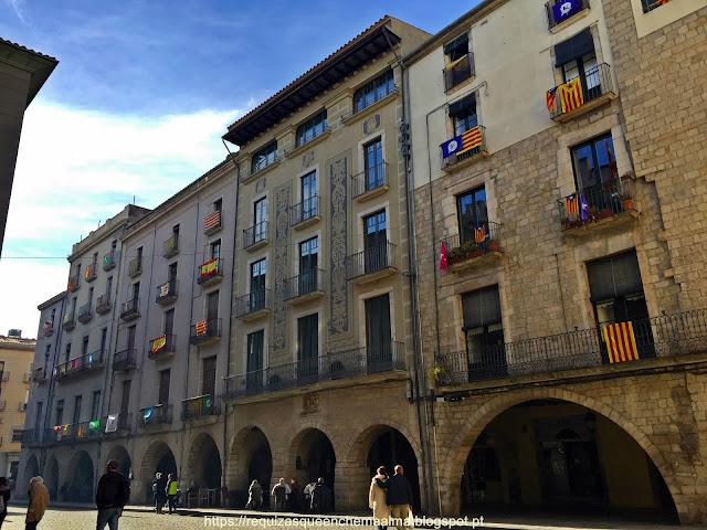 Zona antiga da cidade de Girona