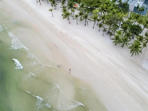 Bai Kem beach