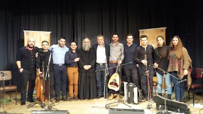 Παραδοσιακή μουσική πανδαισία στη συναυλία της Σχολής Βυζαντινής Μουσικής και Παραδοσιακών Οργάνων της Ιεράς Μητρόπολης Κίτρους, Κατερίνης και Πλαταμώνος