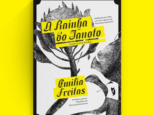 Financiamento coletivo: Editora Wish traz obra pioneira da literatura fantástica brasileira